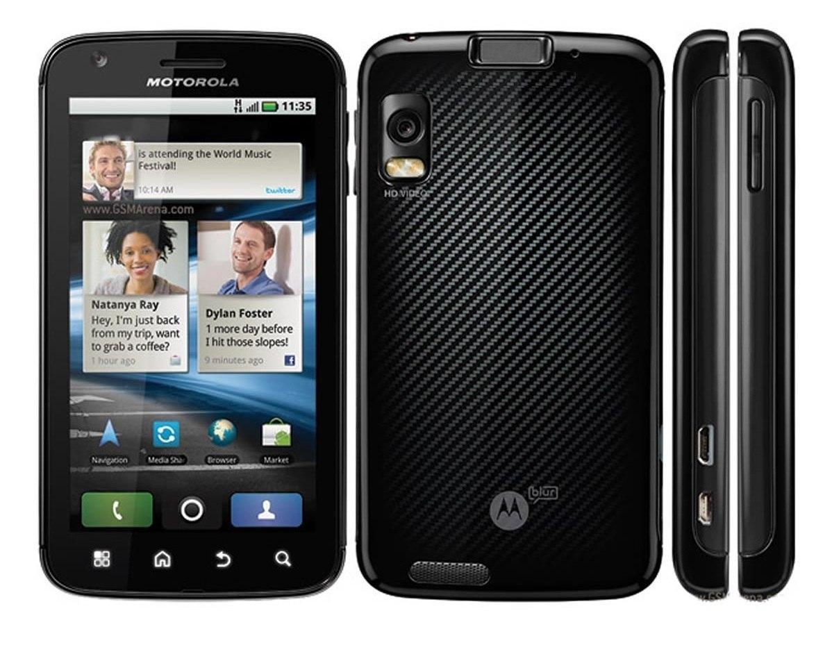 Desbloquear Un Motorola Atrix 4g O 191 Que Consigo De Menos