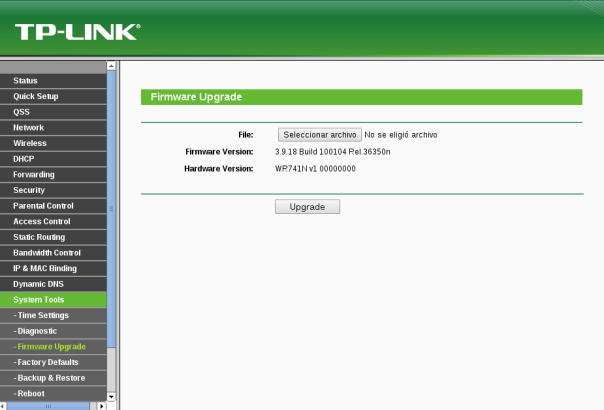 Jlink firmware Upgrade